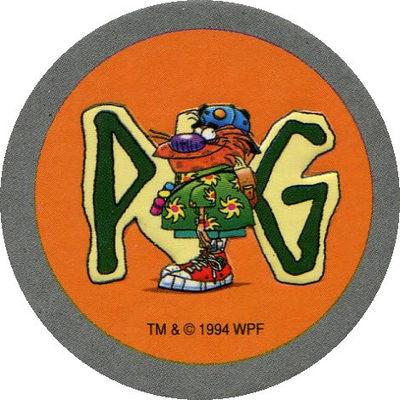 Pog n° - Micro Tournament - World Pog Federation (WPF)