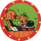 Pog n°1 - Rantanplan - Lucky Luke - Petit Brun Extra - World Pog Federation (WPF)