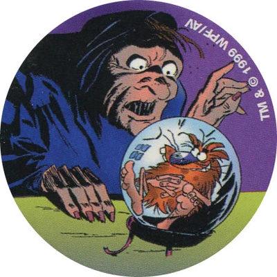 Pog n° - Horror Show - World Pog Federation (WPF)