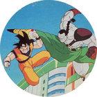 Pog n°2 - Sangoku & C-14 - Dragon Ball Z - Caps - Panini
