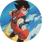 Pog n°5 - Sangoku - Dragon Ball Z - Caps - Panini