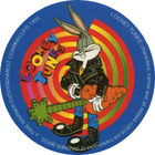 Pog n°1 - Bugs Bunny - Looney Tunes - Konica - Divers