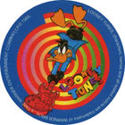 Pog n°4 - Daffy Duck - Looney Tunes - Konica - Divers