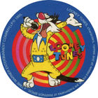 Pog n°8 - Sylvestre le chat (Grosminet) - Looney Tunes - Konica - Divers
