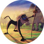 Pog n°3 - Le Roi Lion - Caps - Panini