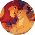 Pog n°4 - Le Roi Lion - Caps - Panini