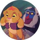 Pog n°5 - Le Roi Lion - Caps - Panini