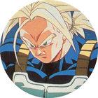 Pog n°9 - Trunks - Dragon Ball Z - Caps - Panini