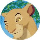 Pog n°10 - Le Roi Lion - Caps - Panini