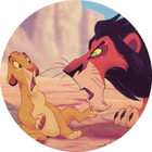 Pog n°19 - Le Roi Lion - Caps - Panini