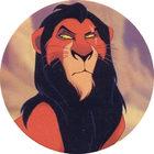 Pog n°20 - Le Roi Lion - Caps - Panini
