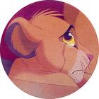 Pog n°22 - Le Roi Lion - Caps - Panini