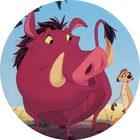 Pog n°24 - Le Roi Lion - Caps - Panini