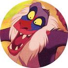 Pog n°25 - Le Roi Lion - Caps - Panini