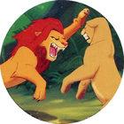 Pog n°28 - Le Roi Lion - Caps - Panini