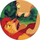 Pog n°29 - Le Roi Lion - Caps - Panini