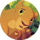 Pog n°32 - Le Roi Lion - Caps - Panini
