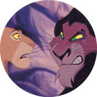 Pog n°34 - Le Roi Lion - Caps - Panini