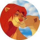 Pog n°35 - Le Roi Lion - Caps - Panini