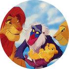 Pog n°36 - Le Roi Lion - Caps - Panini