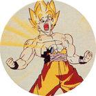 Pog n°12 - Sangoku - Dragon Ball Z - Caps - Panini