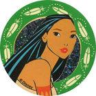 Pog n°1 - Pocahontas 1 - Pocahontas - World Pog Federation (WPF)