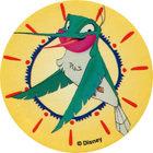 Pog n°2 - Flit le confident - Pocahontas - World Pog Federation (WPF)