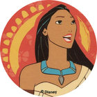 Pog n°7 - L'appel de Pocahontas - Pocahontas - World Pog Federation (WPF)
