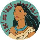 Pog n°8 - Pocahontas 2 - Pocahontas - World Pog Federation (WPF)