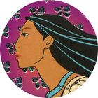 Pog n°13 - Le souffle - Pocahontas - World Pog Federation (WPF)