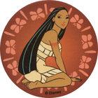 Pog n°16 - Pocahontas 3 - Pocahontas - World Pog Federation (WPF)