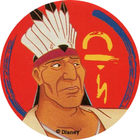 Pog n°19 - Powhatan - Pocahontas - World Pog Federation (WPF)
