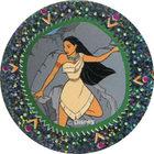 Pog n°21 - Sur les rochers - Pocahontas - World Pog Federation (WPF)