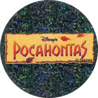 Pog n°25 - Pocahontas le film - Pocahontas - World Pog Federation (WPF)