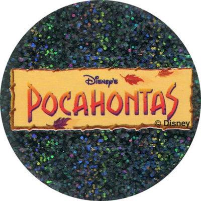 Pog n° - Pocahontas - World Pog Federation (WPF)