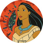 Pog n°30 - Le soleil - Pocahontas - World Pog Federation (WPF)