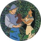 Pog n°34 - Le cadeau - Pocahontas - World Pog Federation (WPF)