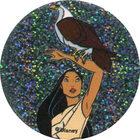 Pog n°37 - Pocahontas et l'aigle - Pocahontas - World Pog Federation (WPF)