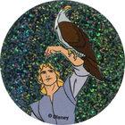 Pog n°38 - John Smith et l'aigle - Pocahontas - World Pog Federation (WPF)