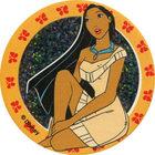 Pog n°41 - Pocahontas chante - Pocahontas - World Pog Federation (WPF)
