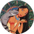 Pog n°42 - L'ami fidèle - Pocahontas - World Pog Federation (WPF)