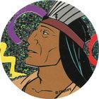 Pog n°43 - Le chef Powhatan - Pocahontas - World Pog Federation (WPF)