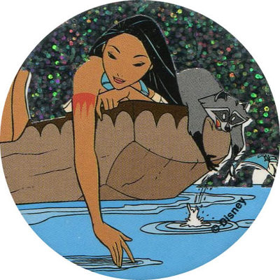 Pog n° - Pocahontas - World Pog Federation (WPF)