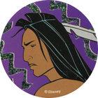Pog n°47 - Kocoum le courageux - Pocahontas - World Pog Federation (WPF)