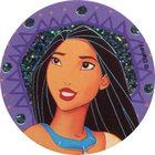 Pog n°48 - Pocahontas inquiète - Pocahontas - World Pog Federation (WPF)