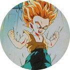 Pog n°17 - Trunks - Dragon Ball Z - Caps - Panini