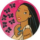 Pog n°52 - Pocahontas la belle - Pocahontas - World Pog Federation (WPF)