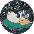 Pog n°56 - Le repos de Percy - Pocahontas - World Pog Federation (WPF)