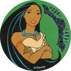 Pog n°57 - Pocahontas 5 - Pocahontas - World Pog Federation (WPF)