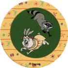 Pog n°68 - Meiko et Percy - Pocahontas - World Pog Federation (WPF)